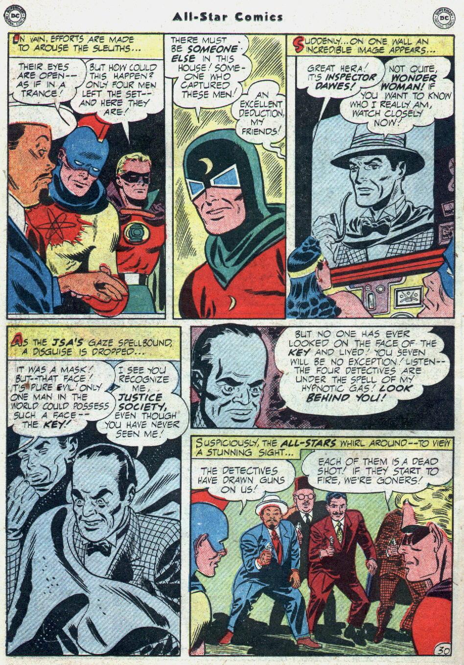 Read online All-Star Comics comic -  Issue #57 - 38
