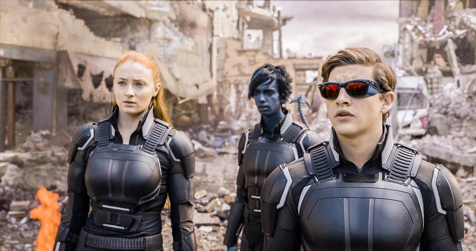 X-Men: Apocalypse (2016) BluRay Screenshoot
