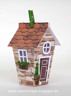 english cottage steinhaus-haus-verpackung-fur-ferrero-rocher-mit-stampin-up-framelits-zu-hause
