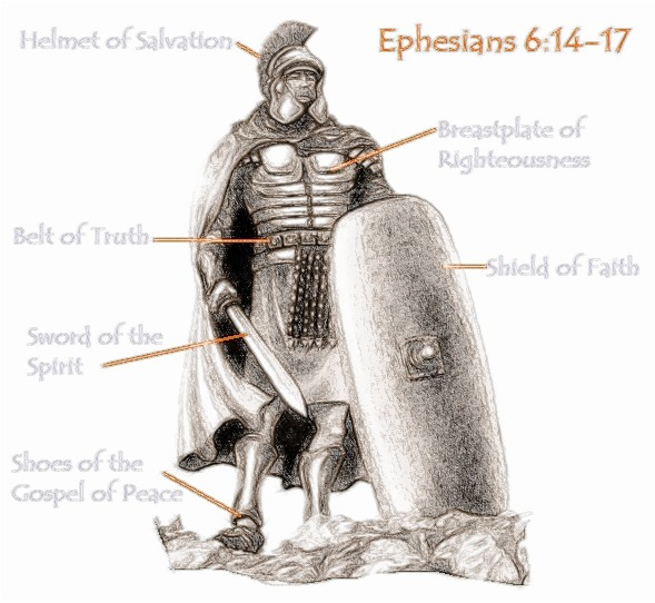 Faithful Resources for all Christian: Armour of God Prayer
