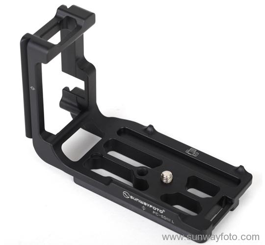 Sunwayfoto PCL-5DIII Specific L Bracket for Canon 5D Mk III