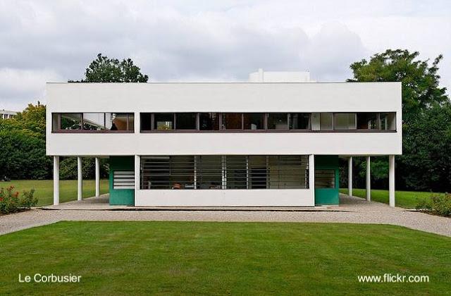 Villa Saboye residencia de diseño moderno