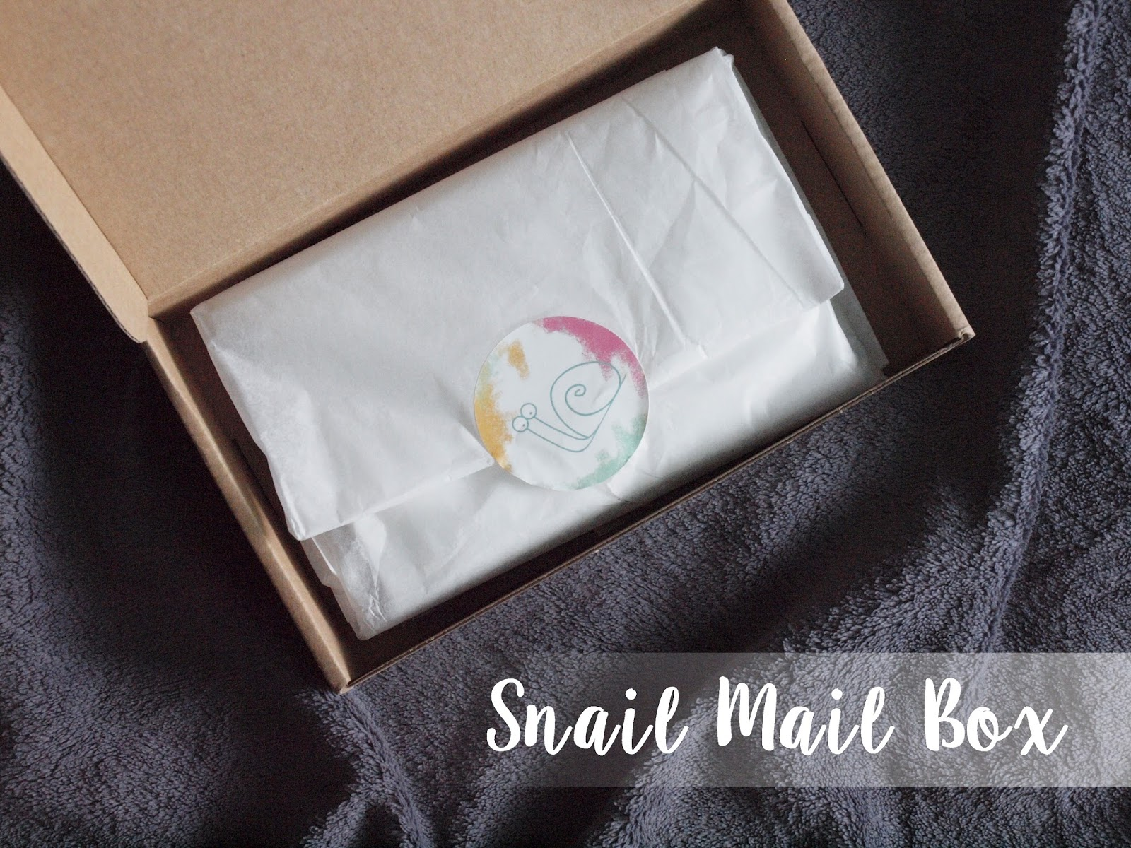 Snail Mail Box
