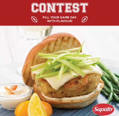 Saputo Game Day Contest