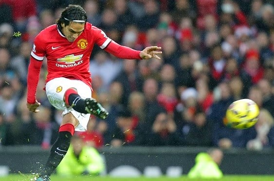 Juventus to sign Manchester United striker Radamel Falcao