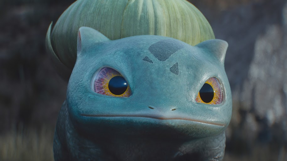 Bulbasaur Pokemon Detective Pikachu 4k Wallpaper 20