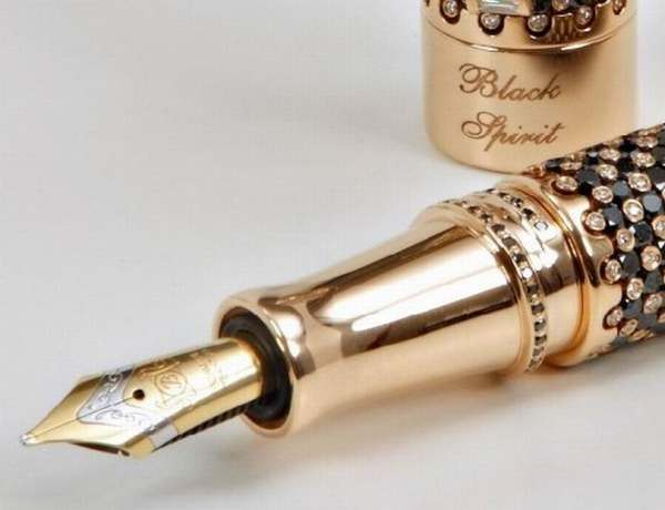 Most Xpensive Most Expensive Pens