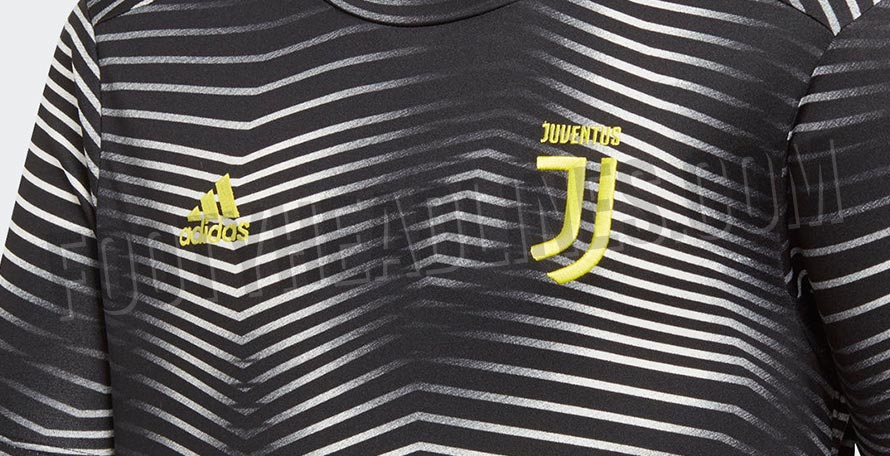 9529666ba Adidas Juventus 2019 Pre-Match Jersey Released - cheap soccer cleats