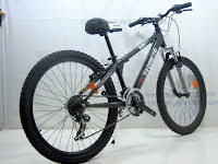 4 Sepeda Gunung UNITED YOSEMITE HAWK 24 Inci