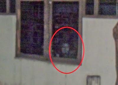 Penampakan Hantu Dalam Kamera