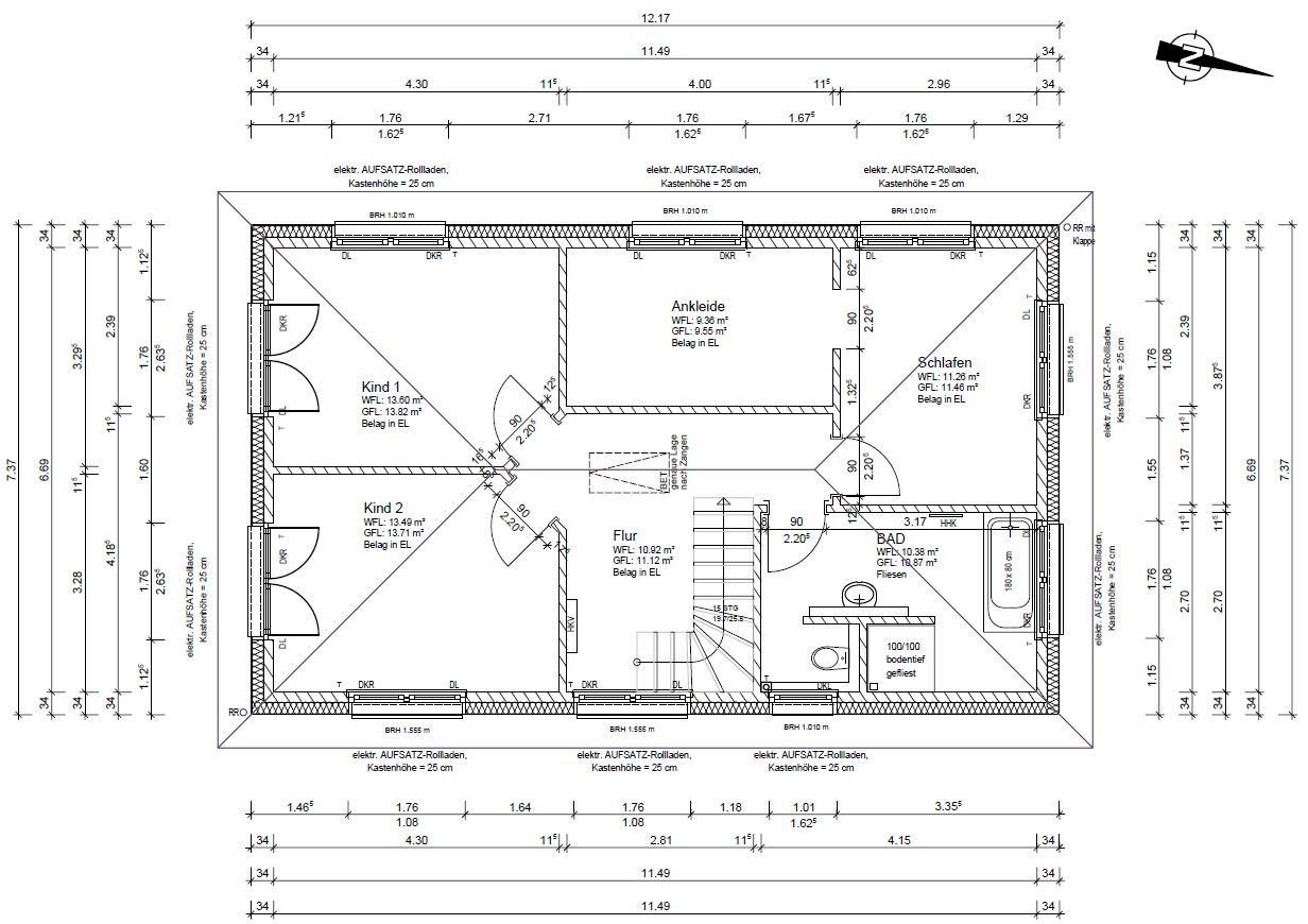 Unser Hausbau Am Waldchen Die Planung