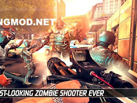 UNKILLED MOD Unlimited Ammo 0.5.5 APK+DATA terbaru