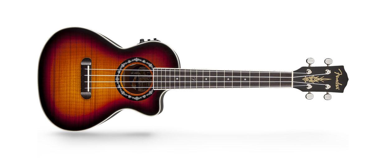 Thương hiệu UKULELE Fender