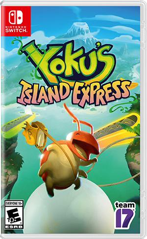 yokus island express team 17 nintendo switch - Yoku's Island Express Switch NSP XCI