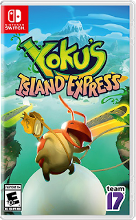 yokus island express team 17 nintendo switch - Yoku's Island Express Switch NSP XCI