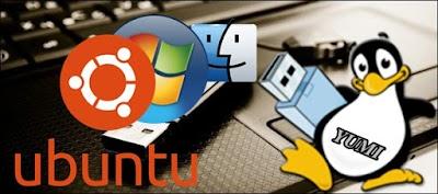 برنامج  YUMI لتثبيت نظام الويندوز ولينكس من الفلاش ميموري usb