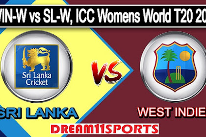 WIN-W vs SL-W Dream11 Predictions | Windies-W vs Sri Lanka-W