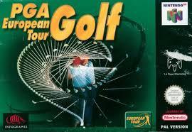 Roms de Nintendo 64 PGA European Tour Golf (Español) ESPAÑOL descarga directa