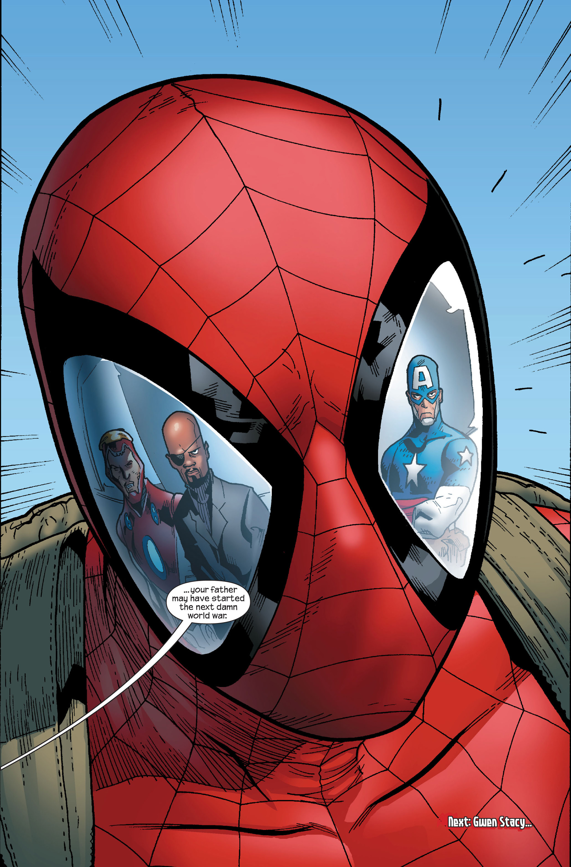 Read online Ultimate Spider-Man (2000) comic -  Issue #126 - 21