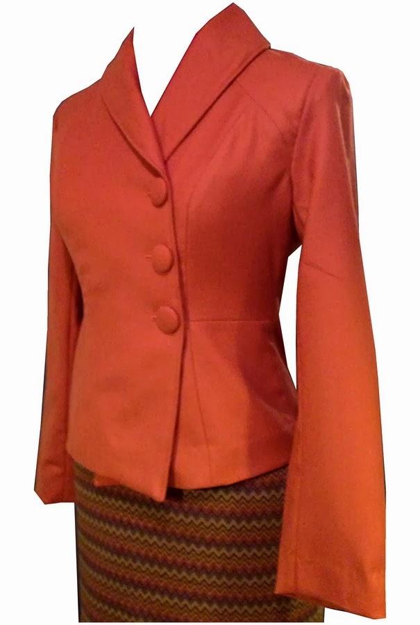 b6fadfff Jakke i ull fra Valentino, blir det den store kjærligheten i høst?