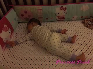 茉莉睡歪歪