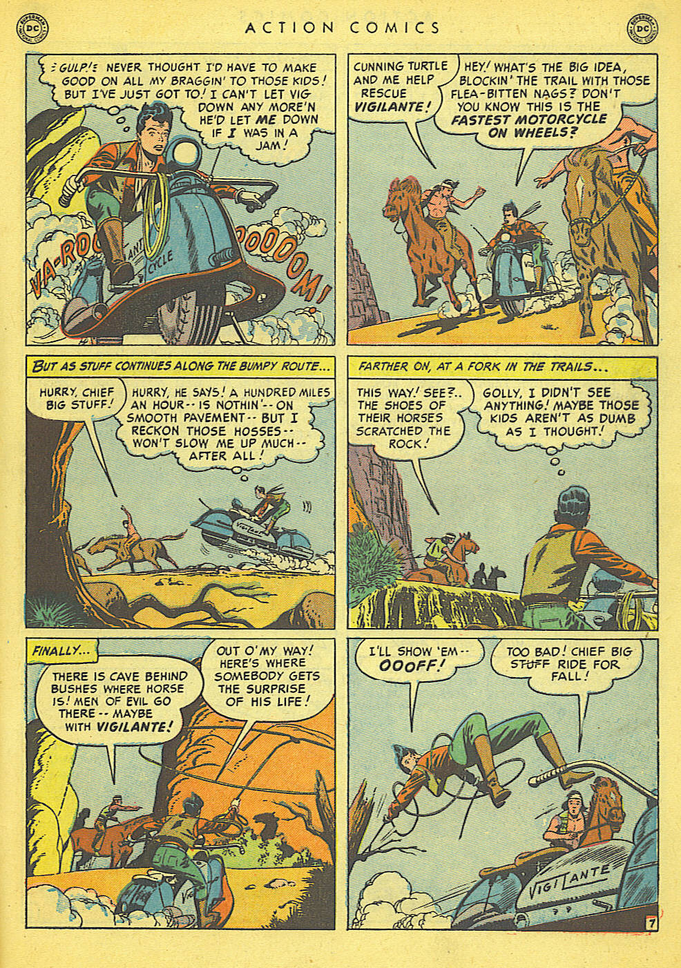 Read online Action Comics (1938) comic -  Issue #152 - 45