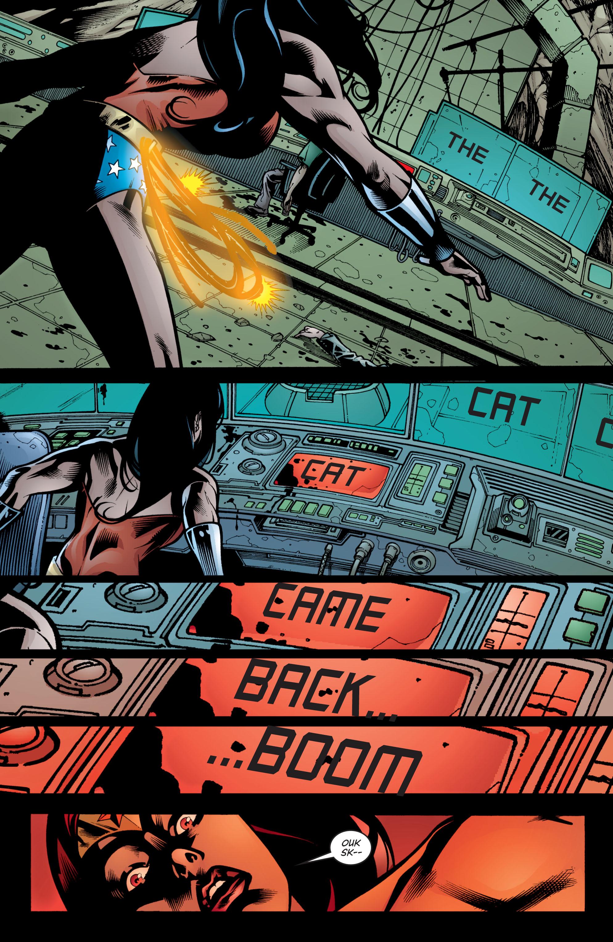 Read online Wonder Woman (1987) comic -  Issue #206 - 15