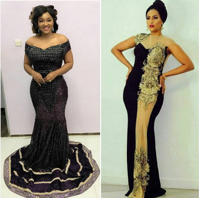 Who killed the show between Mercy Aigbe and Juliet Ibrahim?
