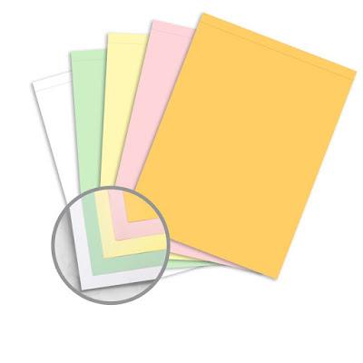 giấy carbonless là gì