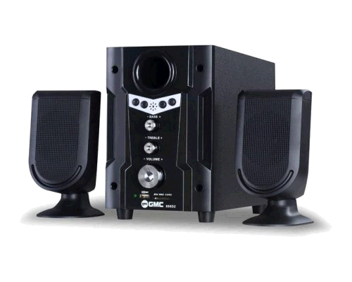 Speaker Aktif GMC 888D2 - Harga Spesifikasi