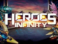 Download Game Heroes Infinity Mod Apk Unlocked v1.12.9