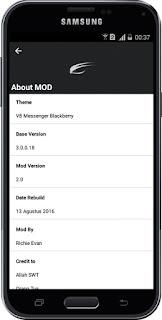 BBM V8 Messenger Blackberry Base 3.0.0.18 Apk For Android