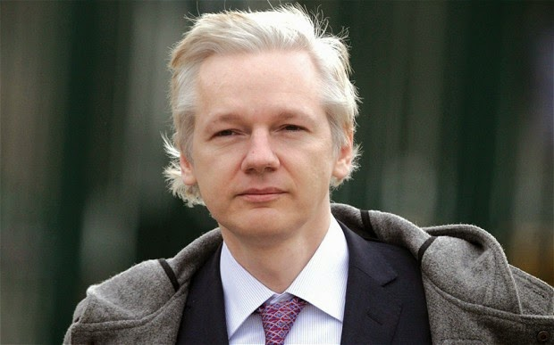 Suécia propõe interrogar Julian Assange em Londres