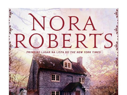 (Resenha) Bruxa da Noite - Nora Roberts