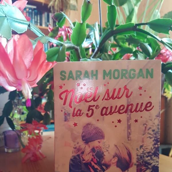 Noël sur la 5e avenue de Sarah Morgan