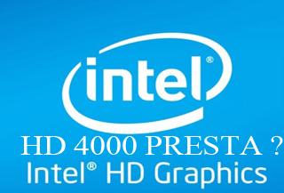 placa de video intel hd graphics nao é boa para jogos