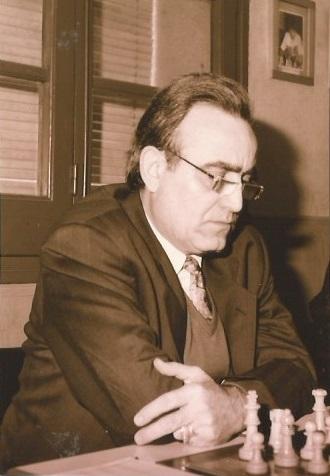 Joaquim Travesset Barba, vencedor del XV Torneig Obert de Sant Andreu 1986
