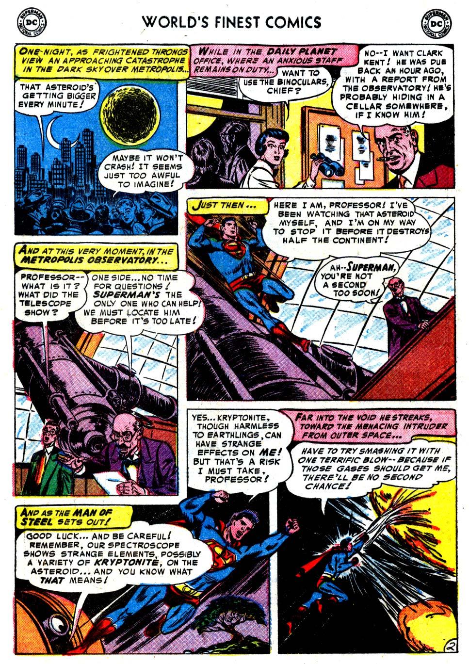 Read online World's Finest Comics comic -  Issue #68 - 4