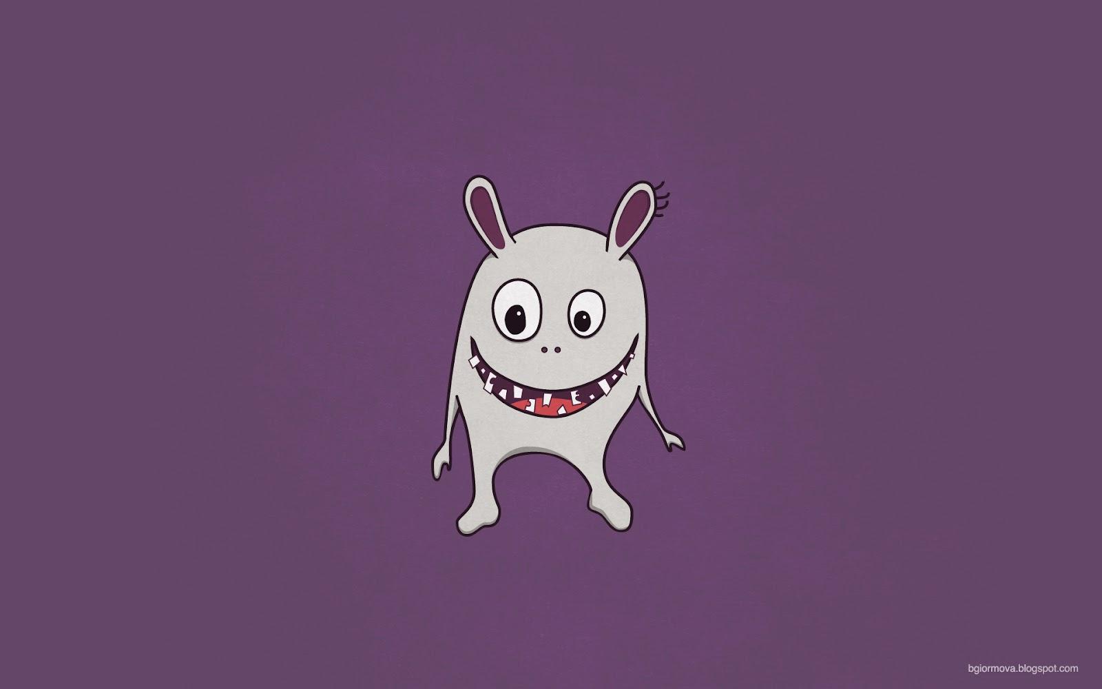 My grinning mind desktop wallpapers - Crazy cartoon wallpaper ...