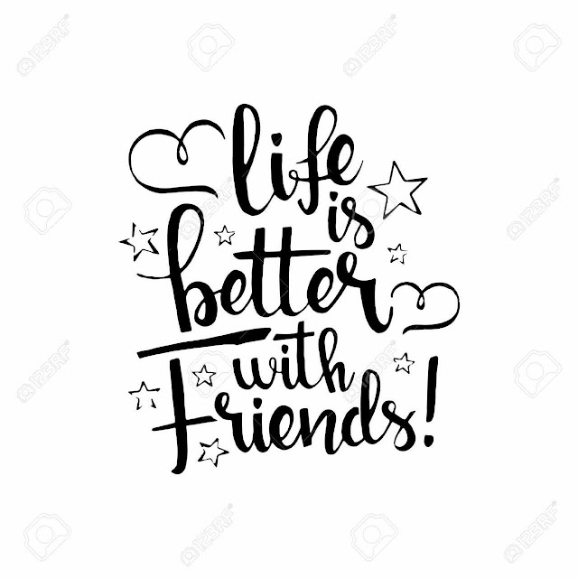Friendship Quote of Life Pictures