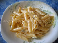 penne 4 formaggi