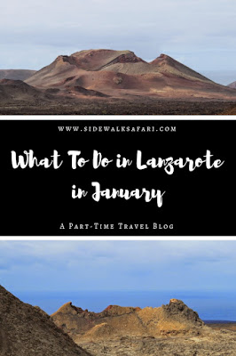 What to do in Lanzarote in January