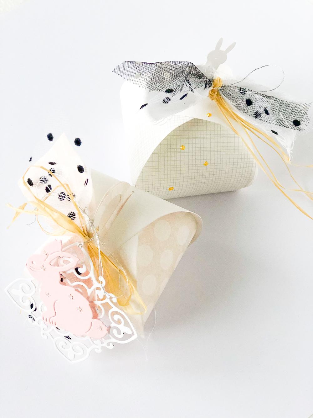 Geschenkverpackungen zu Ostern | Janna Werner für Alexandra Renke