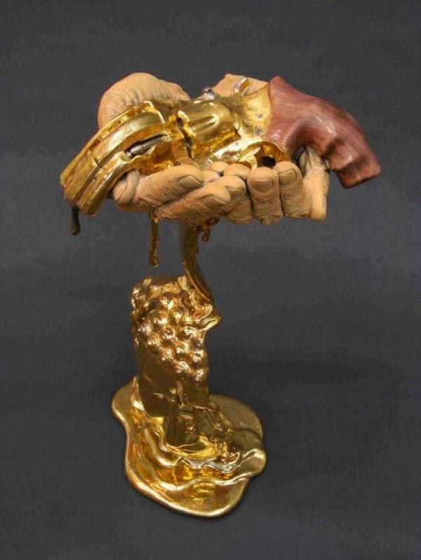 esculturas de ceramica.