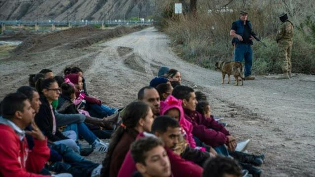 Más de 50 000 encarcelados por políticas migratorias de Trump