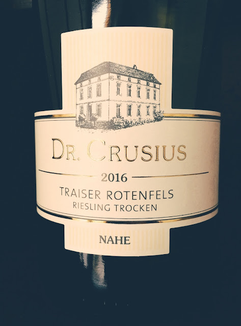 Rotenfels Riesling Weingut Dr. Crusius