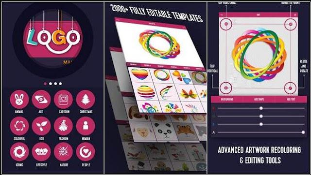 Cara Membuat Logo Bisnis Dalam Waktu 1 Menit Dengan Android