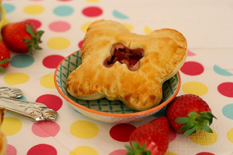 Erdbeer-Pie-Herzen 3