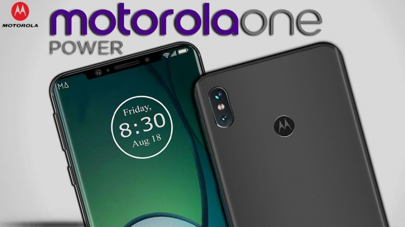 Motorola One Power launch Its Feature and specifications