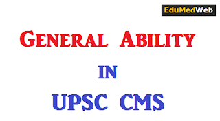 General-Ability-UPSC-CMS